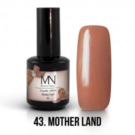 Gél Lakk 43 - Mother Land 12ml