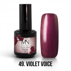 Gél Lakk 49 - Violet Voice 12ml
