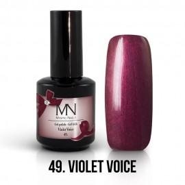 Gél Lakk 49 - Violet Voice 12ml