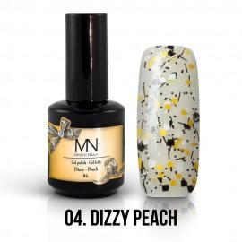 Gél Lakk Dizzy 04 - Dizzy Peach 12ml