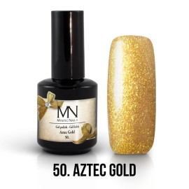 Gél Lakk 50 - Aztec Gold 12ml