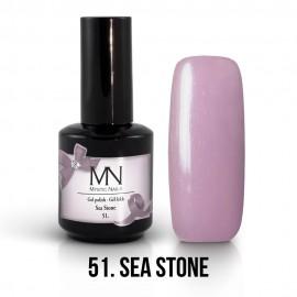 Gél Lakk 51 - Sea Stone 12ml