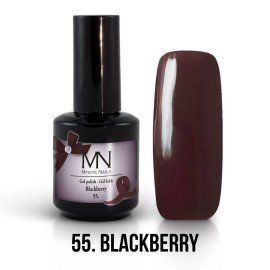Gél Lakk 55 - Blackberry 12ml