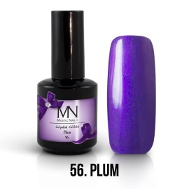 Gél Lakk 56 - Plum 12ml