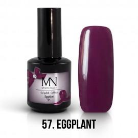Gél Lakk 57 - Eggplant 12ml