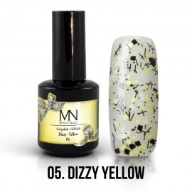 Gél Lakk Dizzy 05 - Dizzy Yellow 12ml
