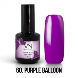 Gél Lakk 60 - Purple Balloon 12ml