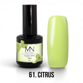 Gél Lakk 61 - Citrus 12ml