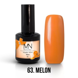 Gél Lakk 63 - Melon 12ml
