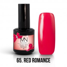 Gél Lakk 65 - Red Romance 12ml