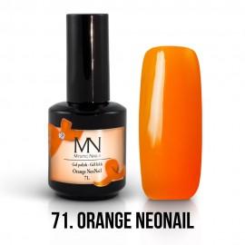 Gél Lakk 71 - Orange NeoNail 12ml