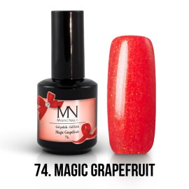 Gél Lakk 74 - Magic Grapefruit 12ml