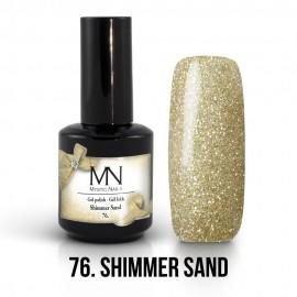 Gél Lakk 76 - Shimmer Sand 12ml