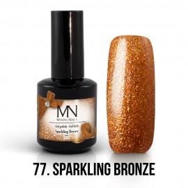 Gél Lakk 77 - Sparkling Bronze 12ml