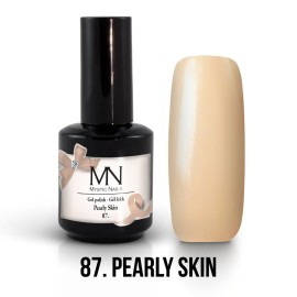 Gél Lakk 87 -  Pearly Skin 12ml