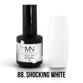 Gél Lakk 88 - Shocking White 12ml