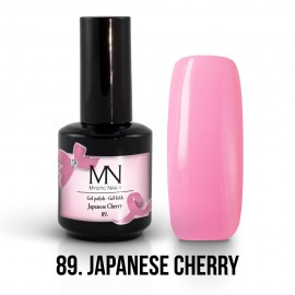 Gél Lakk 89 - Japanese Cherry 12ml