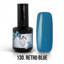 Gél Lakk 130 - Retro Blue 12ml