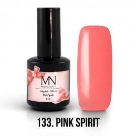 Gél Lakk 133 - Pink Spirit 12ml