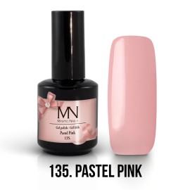 Gél lakk 135 - Pastel Pink 12ml