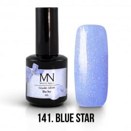 Gél Lakk 141 - Blue Star 12 ml