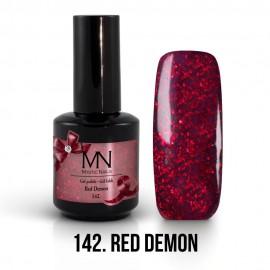Gél Lakk 142 - Red Demon 12ml