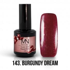 Gél Lakk 143 - Burgundy Dream 12ml