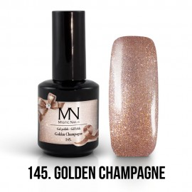 Gél Lakk 145 - Golden Champagne 12ml