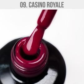 Gél Lakk 09 - Casino Royale 12ml