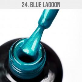 Gél Lakk 24 - Blue Lagoon 12ml