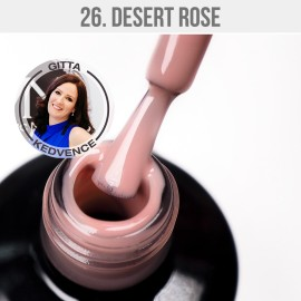 Gél Lakk 26 - Desert Rose 12ml