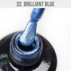 Gél Lakk 32 - Brilliant Blue 12ml