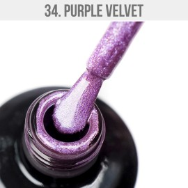 Gél Lakk 34 - Purple Velvet 12ml