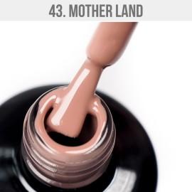 Gél Lakk 43 - Mother Land 12ml