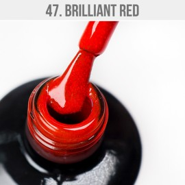 Gél Lakk 47 - Brilliant Red 12ml