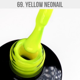 Gél Lakk 69 - Yellow NeoNail 12ml