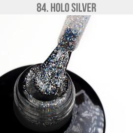 Gél Lakk 84 - Holo Silver 12ml