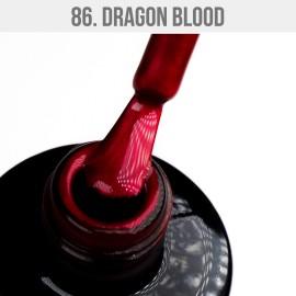 Gél Lakk 86 - Dragon Blood 12ml
