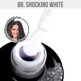 Gél Lakk 88 - Shocking White 12ml