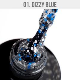 Gél Lakk Dizzy 01 - Dizzy Blue 12ml