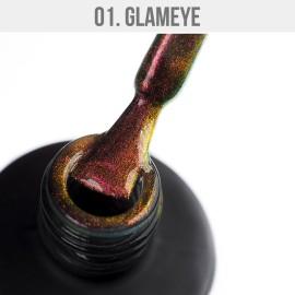 GlamEye Gél Lakk 01 - 6ml