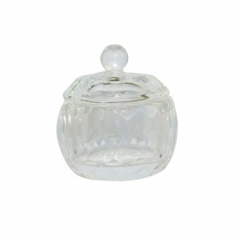 Liquid Tartó Tálka Üveg