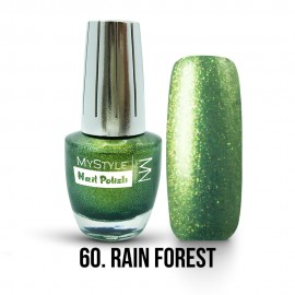 MyStyle Körömlakk - 060. - Rainforest - 15ml