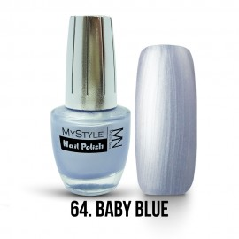 MyStyle Körömlakk - 064. - Baby Blue - 15ml