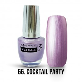 MyStyle Körömlakk - 066. - Cocktail Party - 15ml