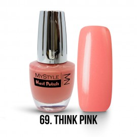 MyStyle Körömlakk - 069. - Think Pink - 15ml