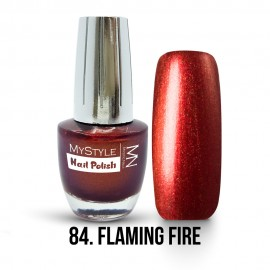 MyStyle Körömlakk - 084. - Flaming Fire - 15ml
