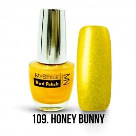 MyStyle Körömlakk - 109. - Honey Bunny - 15ml