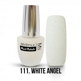 MyStyle Körömlakk - 111. - White Angel - 15ml