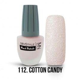 MyStyle Körömlakk - 112. - Cotton Candy - 15ml